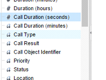 Add call duration